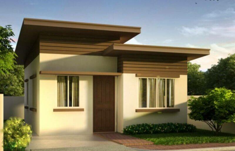 Desain Rumah Minimalis Sederhana Kekinian