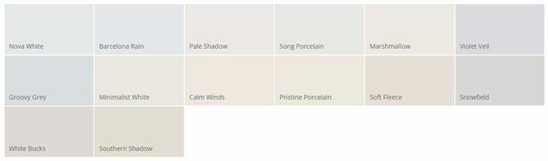 Warna Cat Rumah Minimalis Dulux Putih Lembut