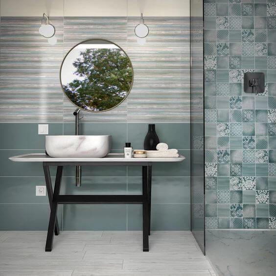 40 Motif Keramik Dinding Kamar Mandi 25x40 Dan Harganya