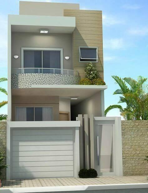 Contoh Desain Rumah Minimalis Modern yang Unik dan Kekinian