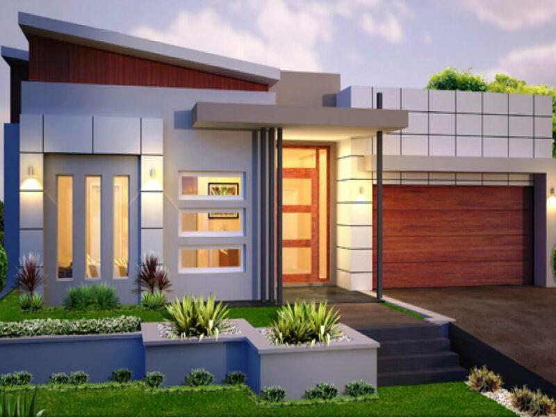 Contoh Ide Desain Rumah Minimalis 1 Lantai
