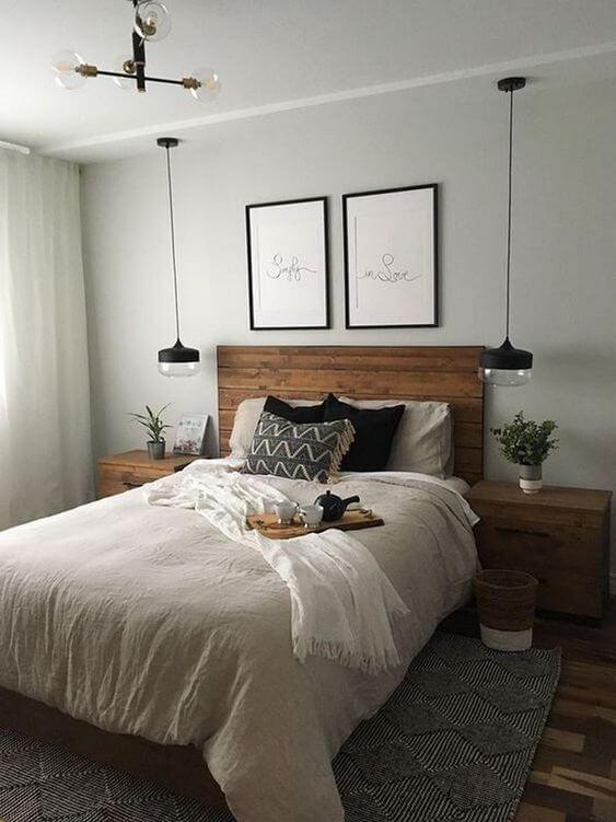 Warna Cat Kamar Tidur yang Menenangkan Iced Silver (Abu-abu Terang Hampir Putih)