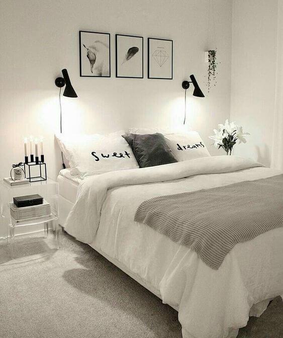 Warna Cat Kamar Tidur yang Menenangkan Nickley Grey (Abu-abu Menyejukan)