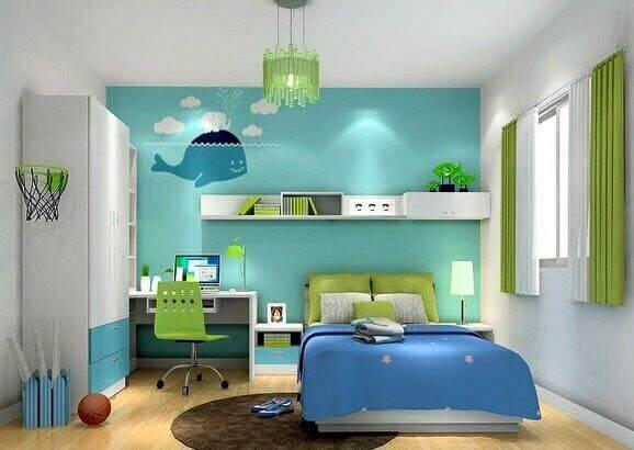 Desain Kamar Tidur Minimalis Ukuran 3x3 Meter