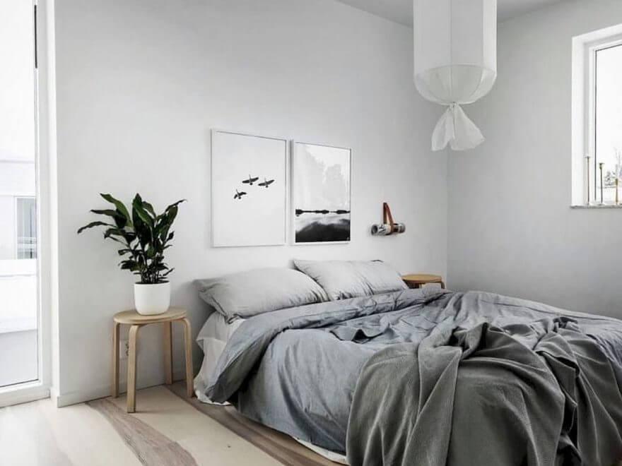 Cara Menata Kamar Tidur Minimalis Ukuran 2x2 Meter yang Bagus dan Menarik