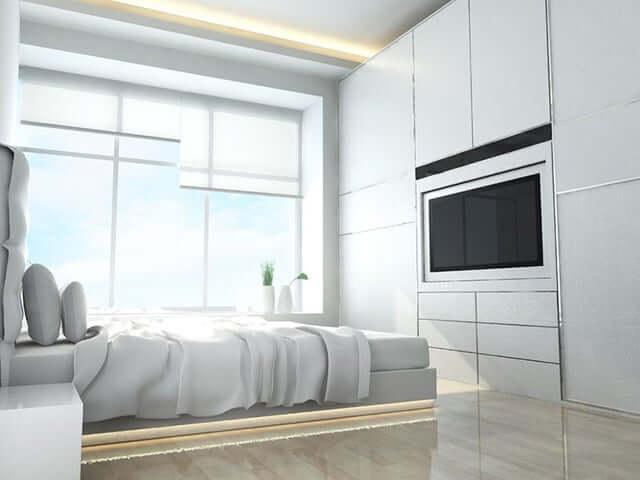 Cara Dekorasi Kamar Tidur Minimalis Unik