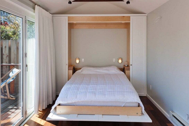 Kasur Tidur Lipat untuk Kamar Tidur Minimalis
