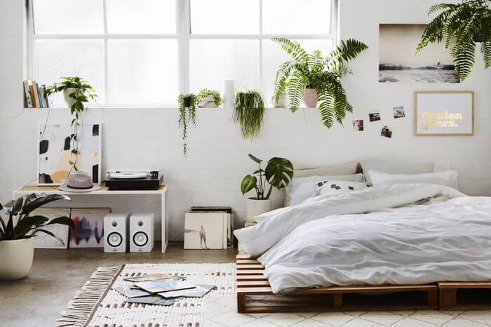 Cara Dekorasi Kamar Tidur Minimalis yang Unik