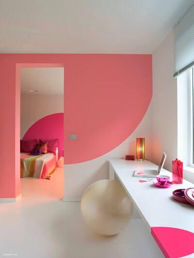 Desain Warna Rumah Minimalis yang Unik
