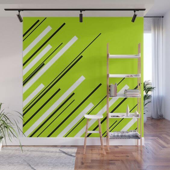 Kreasi Variasi Warna Cat Dinding Rumah Minimalis bagian Dalam