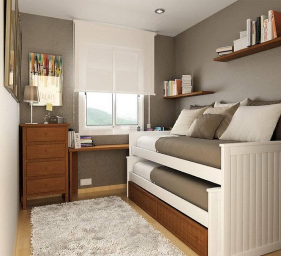 Cara Menata Kamar Tidur Ukuran 2x2 Meter yang Bagus dan Nyaman