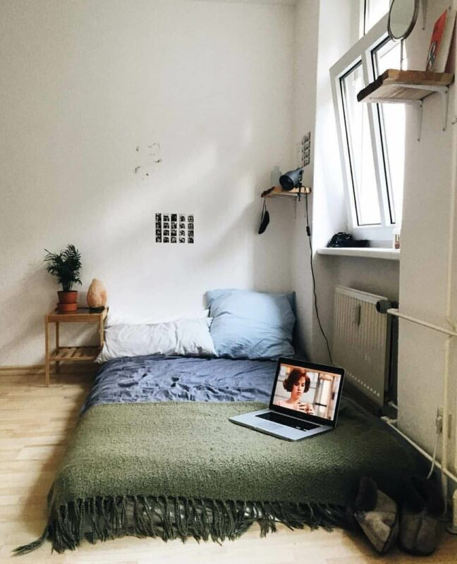 Cara Menata Kamar Tidur Ukuran 3x3 Meter Minimalis Sempit Menjadi Nyaman dan Menyenangakan