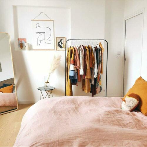 Cara Menata Kamar Tidur Ukuran 2×2 Meter yang Bagus dan Nyaman