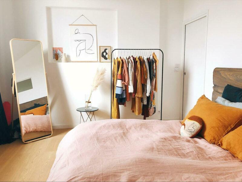Perabotan Kamar Tidur Minimalis yang Pas dan Tepat