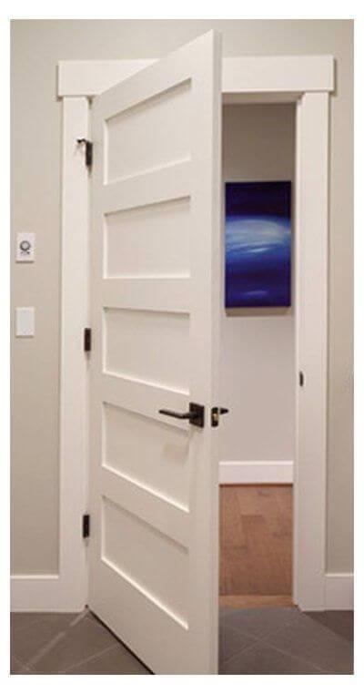 Model Pintu Kamar Mandi Kayu