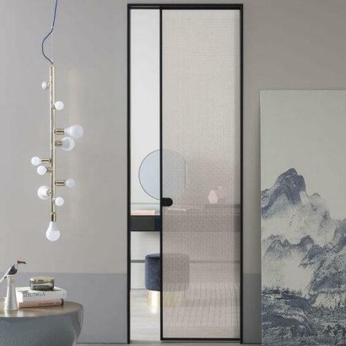 ❤️  21 Model Pintu Kamar Mandi Aluminium, Kaca, dan Kayu [Unik]
