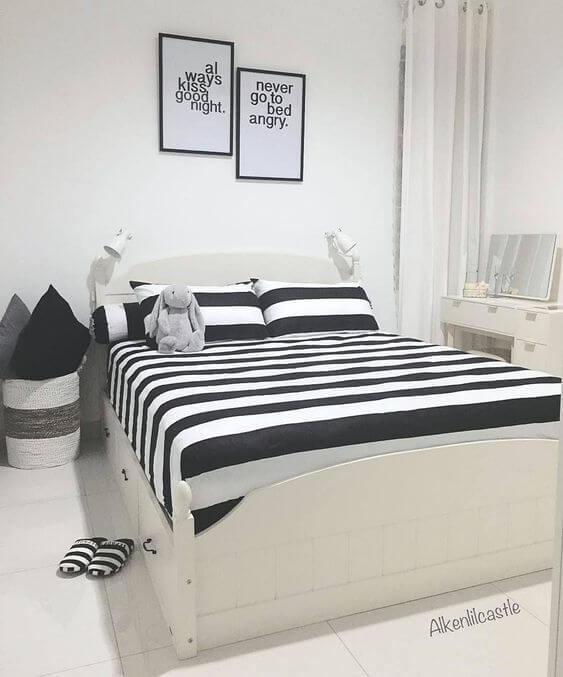 Dekorasi Kamar Tidur Minimalis 3x4 1