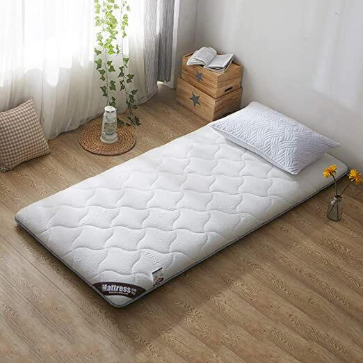 Dekorasi Kamar Tidur Minimalis sederhana jepang