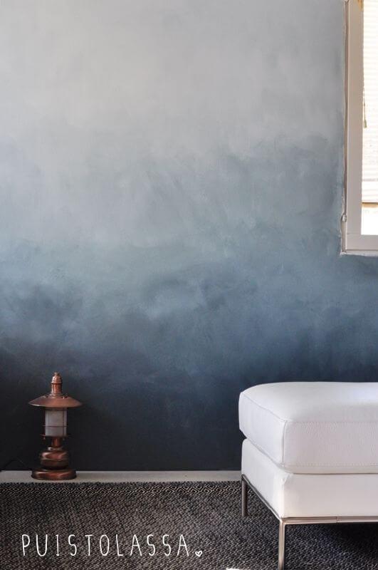 Warna Kamar Tidur Yang Menenangkan unik Ombre