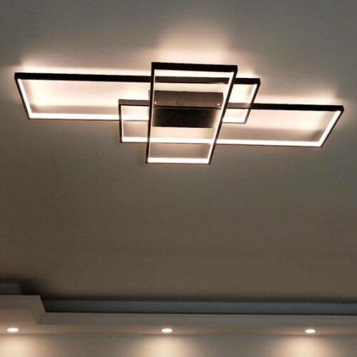 51 ❤️  Model Plafon Gypsum Ruang Tamu Terbaru untuk Rumah Minimalis