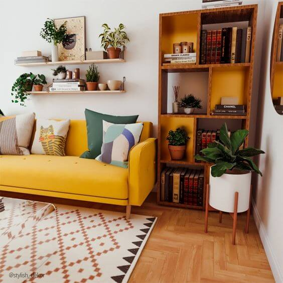22 ❤️ Dekorasi Ruang Tamu Minimalis Sederhana yang Unik