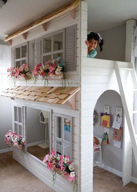 Desain Kamar Anak Perempuan Mewah Model Rumah