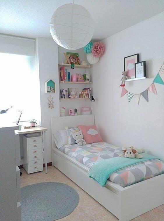 Desain Kamar Anak Perempuan furnitur