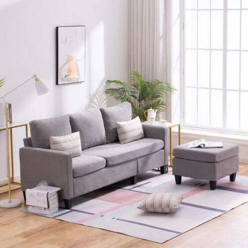 51 ❤️  Model Sofa Minimalis untuk Ruang Tamu Kecil yang Modern & Unik
