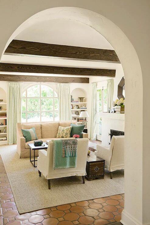 Dekorasi Ruang Tamu Minimalis Sederhana