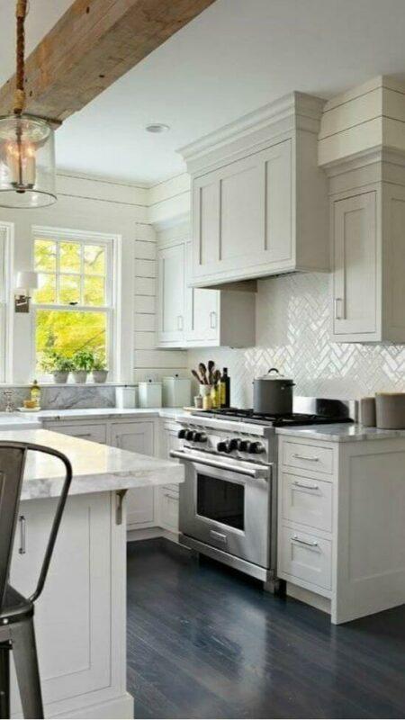 Keramik Motif Kayu Untuk Dapur