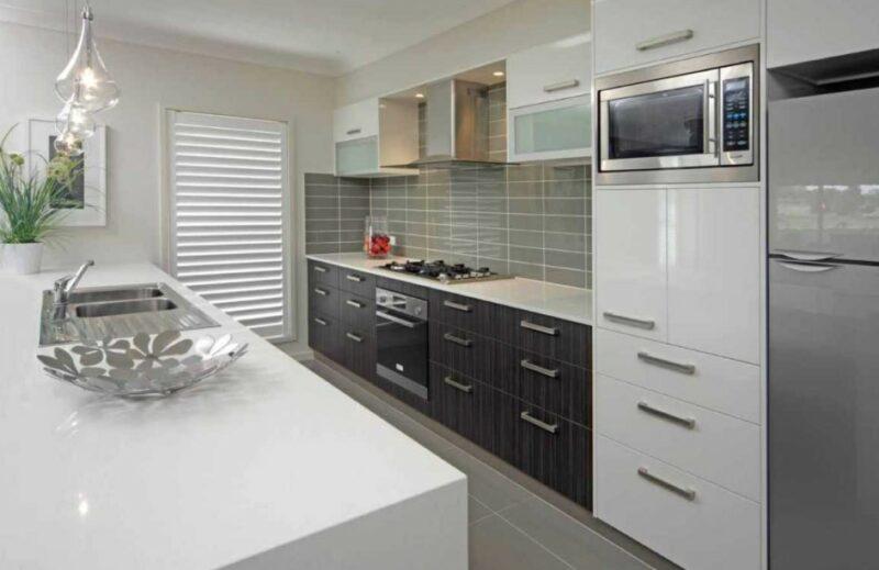Desain Dapur Minimalis 3x3